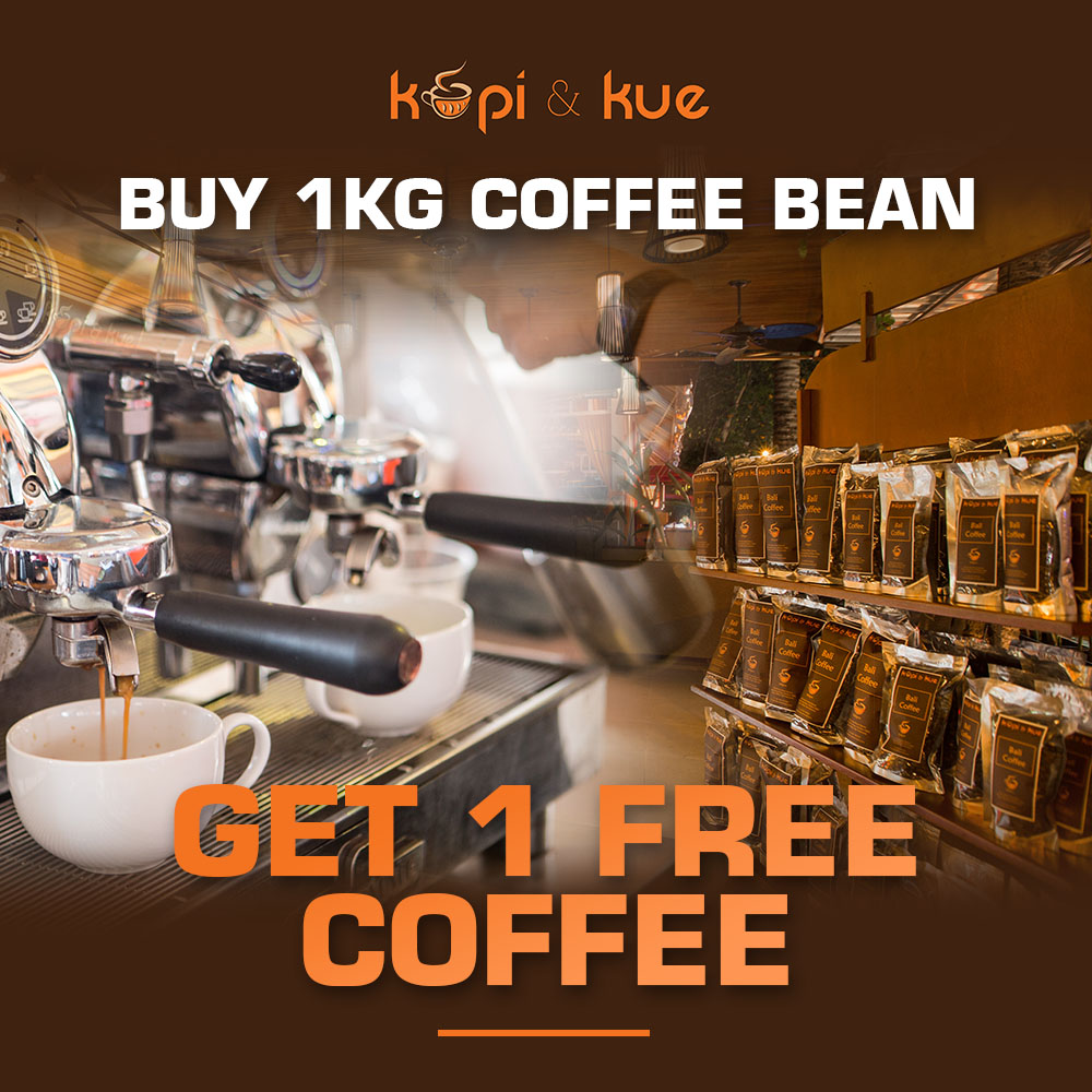 KK BUY COFFEE BEAN WEEK 2