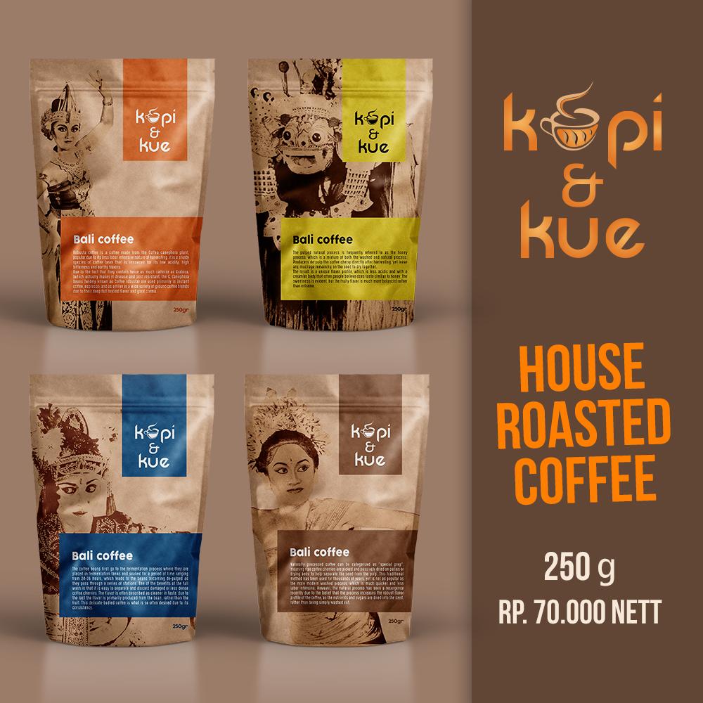 KK ROASTED COFFEE WEEK 7