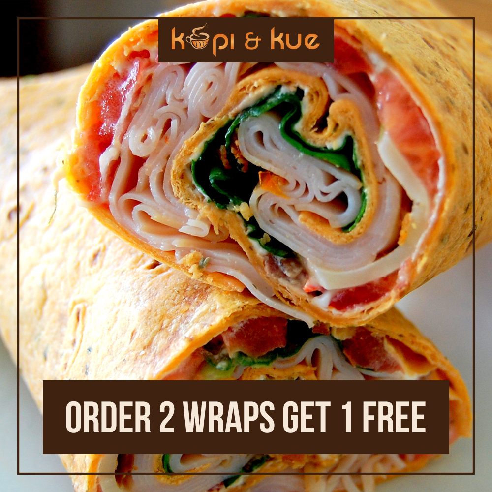 KK ORDER WRAPS WEEK 4